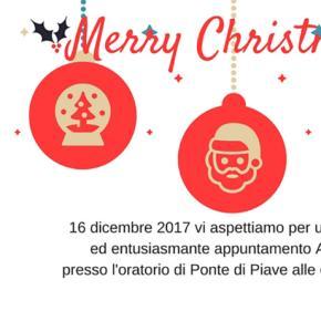 Sabato 16 dicembre 2017 ACR a Ponte di Piave