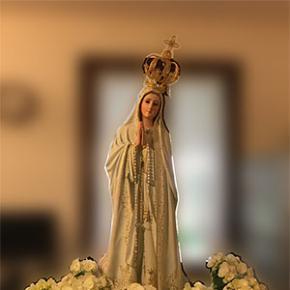 Maria tra di noi