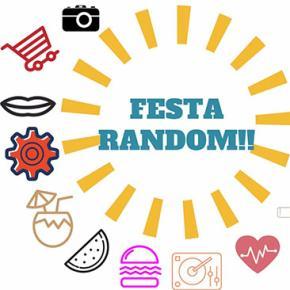 ACR: Festa Random! Sabato 19 novembre