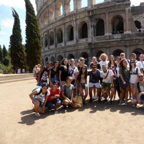 Campo servizi Caritas a Roma dei Giovanissimi di Azione Cattolica