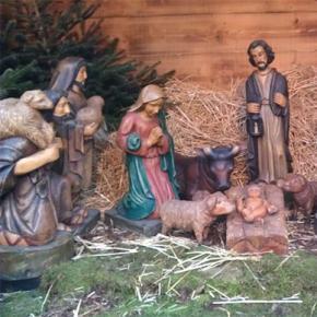 Concorso presepi Natale 2016