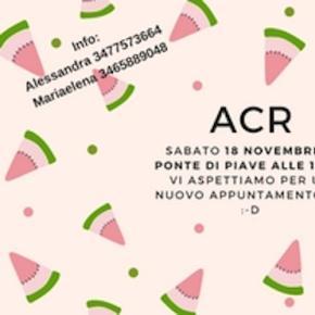 Sabato 18 novembre 2017 ACR a Ponte di Piave
