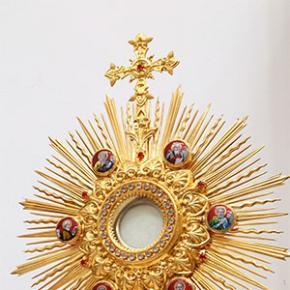 L'Adorazione Eucaristica settimanale e mensile