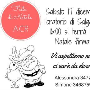 ACR - Festa di Natale